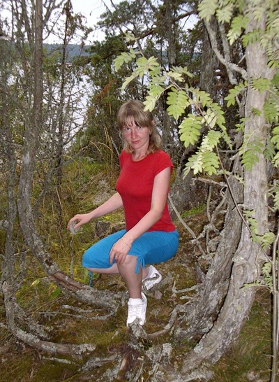 Надежда Щербинина, 24 августа 1983, Санкт-Петербург, id13550456